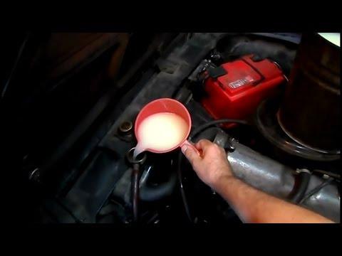 Дедовский способ как промыть систему охлаждения двигателя ВАЗ своими руками Гаражный автомеханик