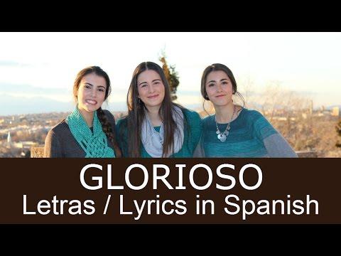 "Glorioso - Letras en Español: Spanish  of ""Glorious"" David Archuleta cover by Elenyi"