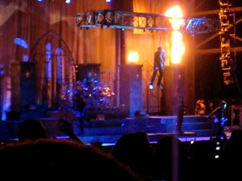 Nightmare - Avenged Sevenfold (Kansas City - Rockstar Uproar Tour 2010)