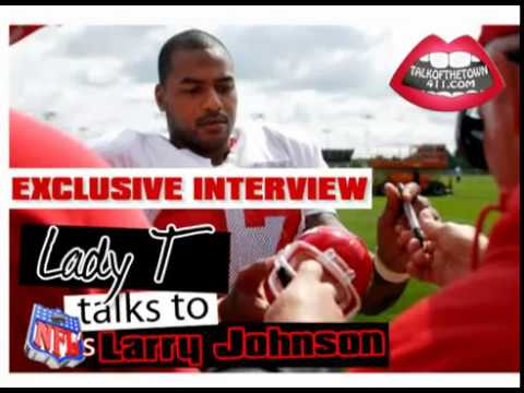 NFL Player Larry Johnson Talks About Miami Dolphins Months Before They Picked Him Up!
