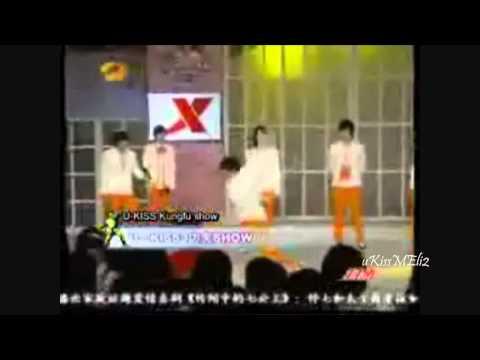 U-Kiss debut