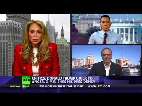 CrossTalk: Trump's Media War