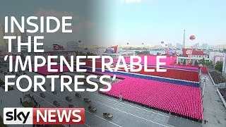 The Parade To Mark The 70th Anniversary of  North Korea's Worker's Party