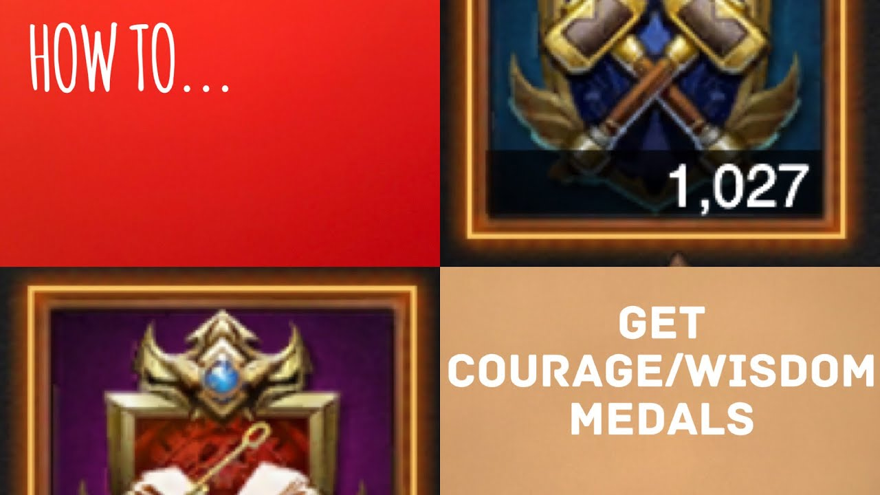 Download HOW TO...GET COURAGE/WISDOM MEDALS (Rise of Empires Ice & Fire/Fire & War)