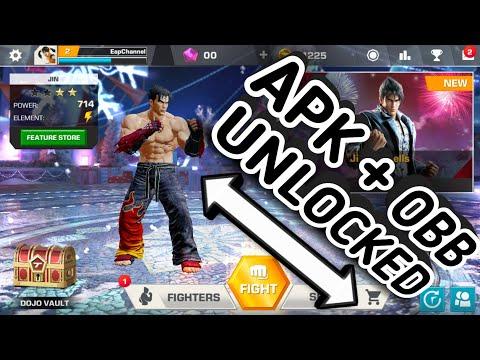 Tekken 0.7.2 Mod (Unlocked ) Apk + Obb || No Root