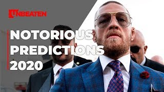 UFC: What does 2020 hold for Conor McGregor?