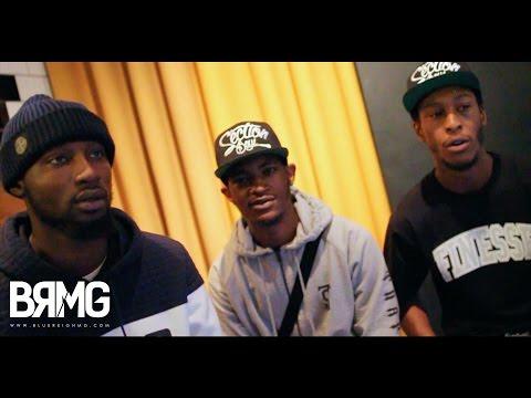 Section Boyz Talk Don't Panic, Being Worldwide, Drake Co-Sign & More [@SectionBoyz_] | BRMG