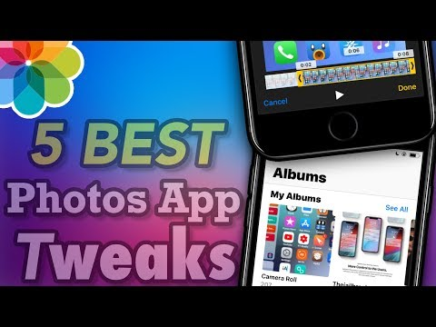5 Best Cydia Tweaks for the stock Photos App - iOS 12 - iOSGate