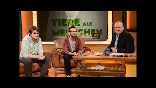Space Frogs-Alarm: YouTuber bei Raab - TV total