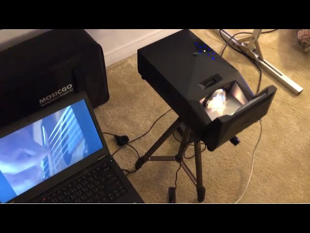 MosicGO® Projector Customer Video - Music Video