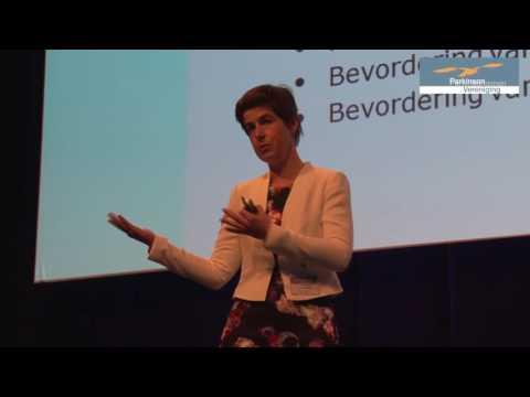 Wereld Parkinson Dag 2016 - presentatie Annemiek van Rensen