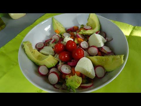 salade-de-radis