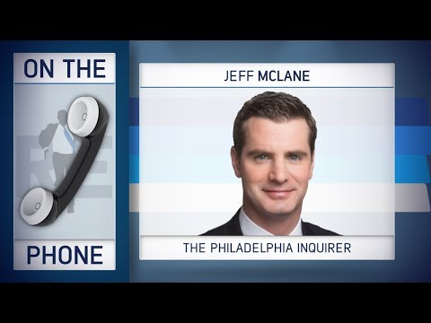 Eagles Insider Jeff McLane Talks Carson Wentz Injury & More w/Rich Eisen   Full Interview   12/13/18