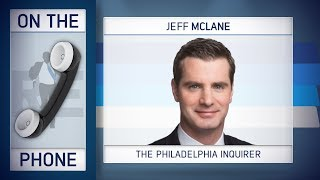 Eagles Insider Jeff McLane Talks Carson Wentz Injury & More w/Rich Eisen | Full Interview | 12/13/18