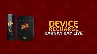 Jazz Super 4G WiFi Device Tutorial