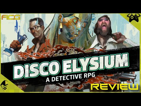"Disco Elysium Review ""Buy, Wait for Sale, Rent, Never Touch?"""