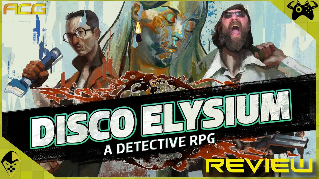 Image result for disco elysium