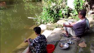 Best Fish Hunting - Awesome Fishing in West Bengal | traditional fishing in village