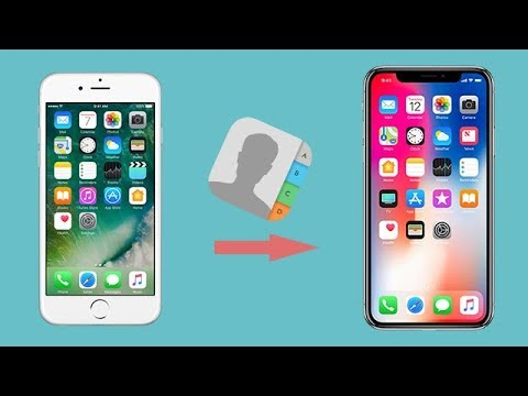 sync contacts iphone transfer iphone 6 6s 6 plus contacts to iphone x without 9558