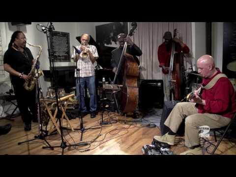 Ras Moshe Quintet 4-15-17 Scholes Street Studio, NYC