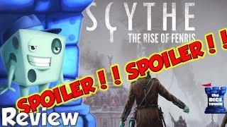 Scythe: The Rise of Fenris SPOILER Review - with Tom Vasel
