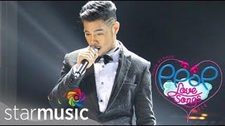 Umiiyak Ang Puso - Bugoy Drilon (Himig Handog P-Pop Love Songs 2014 Finals Night)