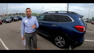 Subaru 2019 Ascent Review and Features