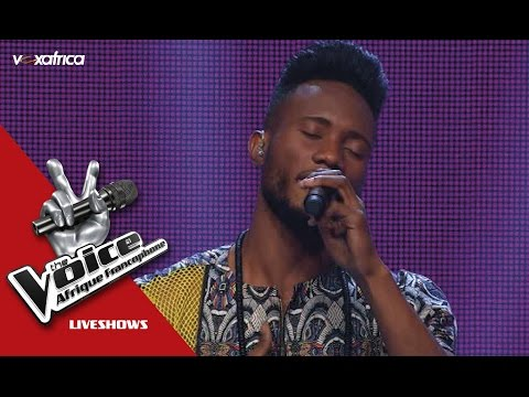P James Maboko Pamba | (The Voice Afrique francophone 2016  GrandShow 2)