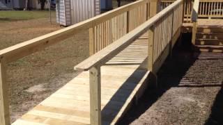 Class 2013 - 2014 Ramp and Deck Construction