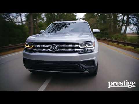 The All-New Atlas at Prestige Volkswagen of Stamford