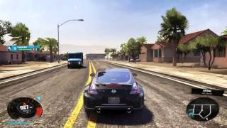 The Crew Closed Beta | Staying out of trouble in Las Vegas, mostly Gameplay