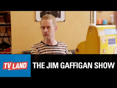 The Jim Gaffigan Show: Is That Macaulay Culkin? | TV Land
