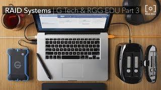 What Is A RAID 1 Hard Drive   G Technology & RGG EDU Part 3