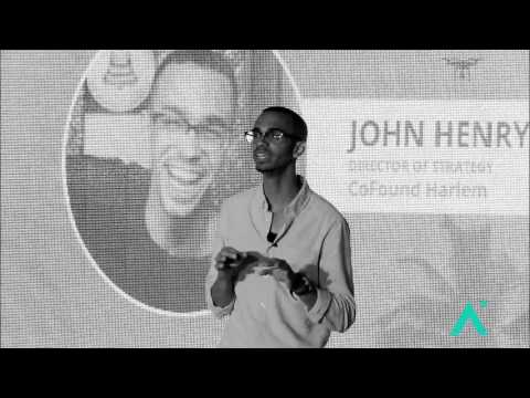 ATECH* Conference 2015 Keynote - John Henry, Co-Found Harlem
