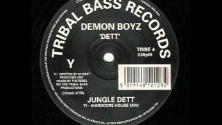 Demon Boyz - Jungle Dett
