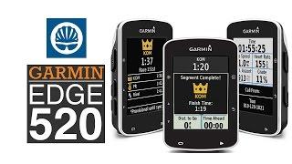 Garmin Edge 520 - First Look