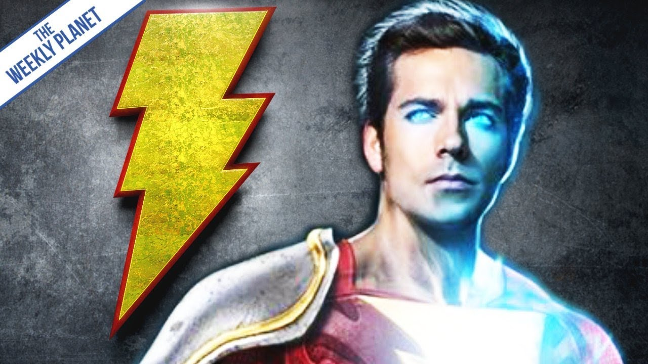 SHAZAM! What Kind Of DC Movie Are We Getting?