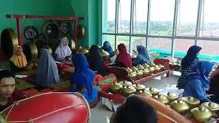 Karawitan Setya Laras IAIN Purwokerto - gending dolanan Jaranan - Gundul Pacul - Gambang Suling