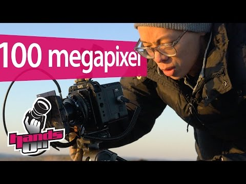 100MP Phase One Alpa Hands-on Review