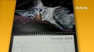 Shutterfly custom-photo calendar: a great gift option!