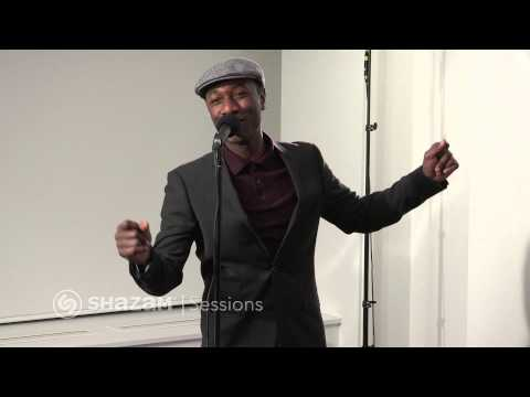 Shazam Sessions: Aloe Blacc Interview