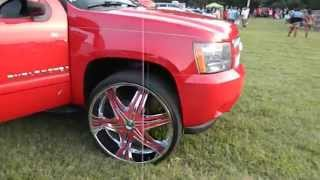 Chevy Avalanche on 30