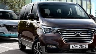 Hyundai GRAND STAREX | H1 2018