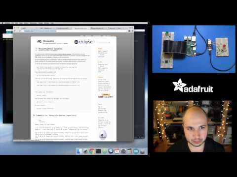 Raspberry Pi Talking to WiFi 'Things' pt. 4 with Tony D!