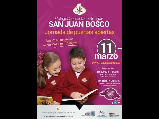 Colegio San Juan Bosco Salamanca Puertas Abiertas