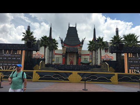 Hollywood Studios Surprise Live Stream - 7-20-17 - Walt Disney World