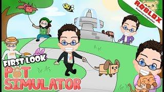 Roblox - Pet Simulator - First Look