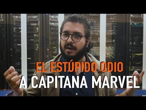 ¿Por qué hay tanto odio contra Capitana Marvel?
