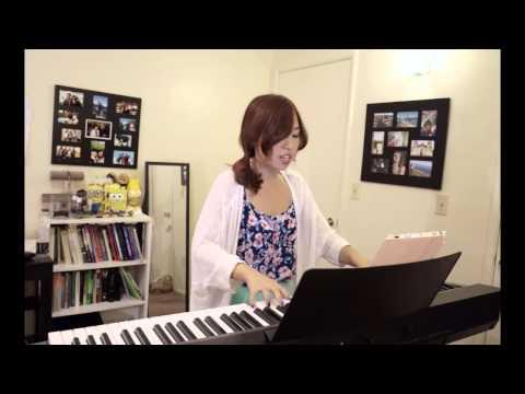 A Thousand Years (Christina Perri) - Piano/vocal cover