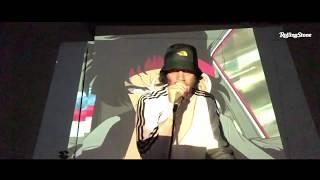"Hanni El Khatib interprète ""Stressy"" - Rolling Stone's ""In My Room"" session"